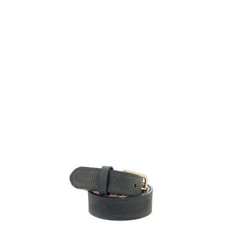 Angelo de lombardi accessoires riem kaki 211734