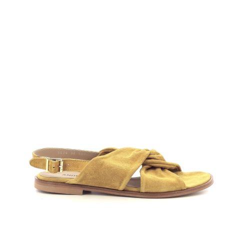 Angulus damesschoenen sandaal naturel 213127