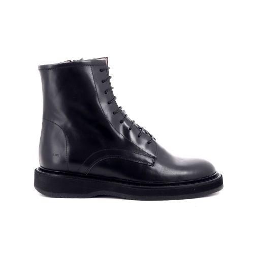 Angulus damesschoenen boots zwart 209804