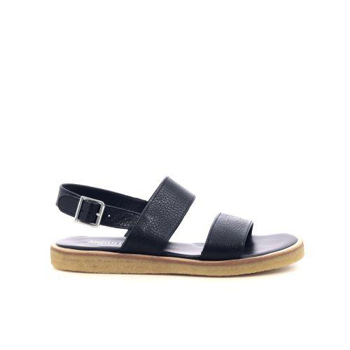 Angulus damesschoenen sandaal zwart 213125