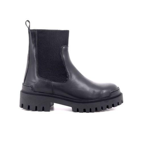 Angulus damesschoenen boots zwart 218937