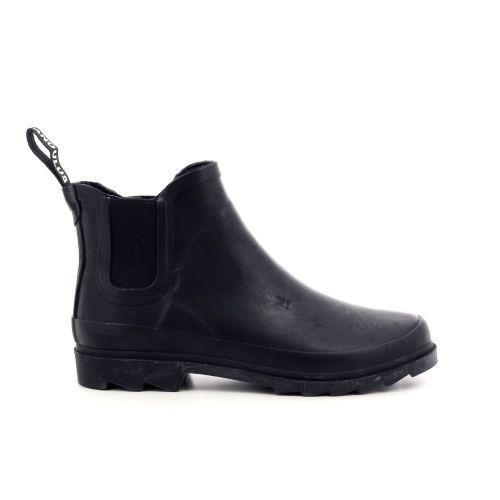 Angulus damesschoenen rubberlaars zwart 218940