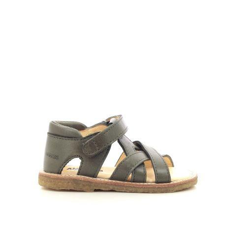 Angulus kinderschoenen sandaal kaki 204680