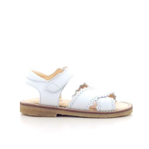 Angulus kinderschoenen sandaal wit 213497