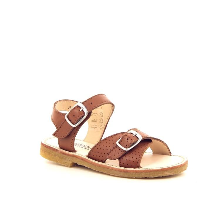 Angulus kinderschoenen sandaal naturel 193990
