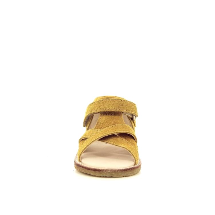 Angulus kinderschoenen sandaal oker 193987