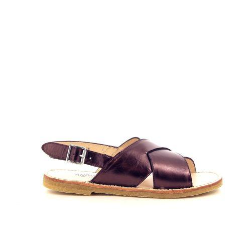 Angulus solden sandaal paars 193989