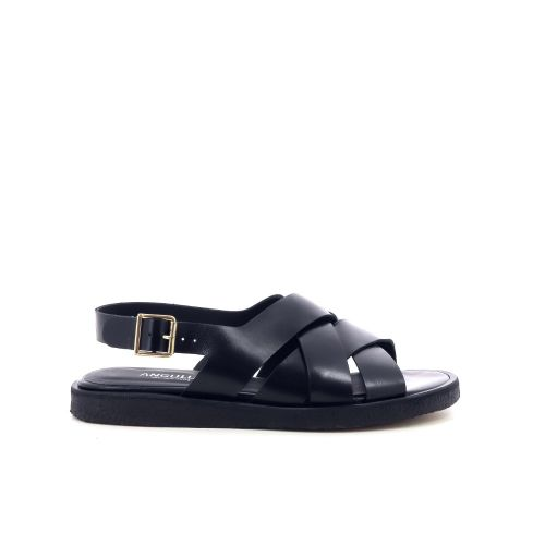 Angulus  sandaal zwart 203506