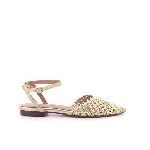 Anonymous copenhagen damesschoenen sandaal goud 203489