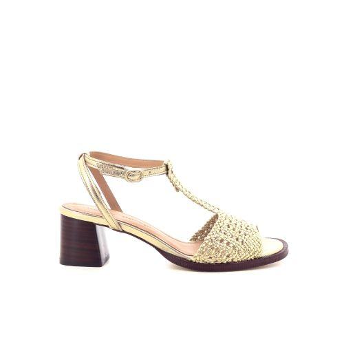 Anonymous copenhagen damesschoenen sandaal goud 203490