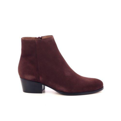 Anthology damesschoenen boots roest 198051