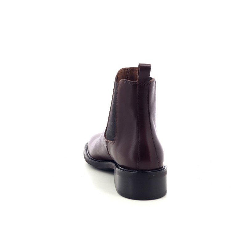 Anthology damesschoenen boots roodbruin 198049