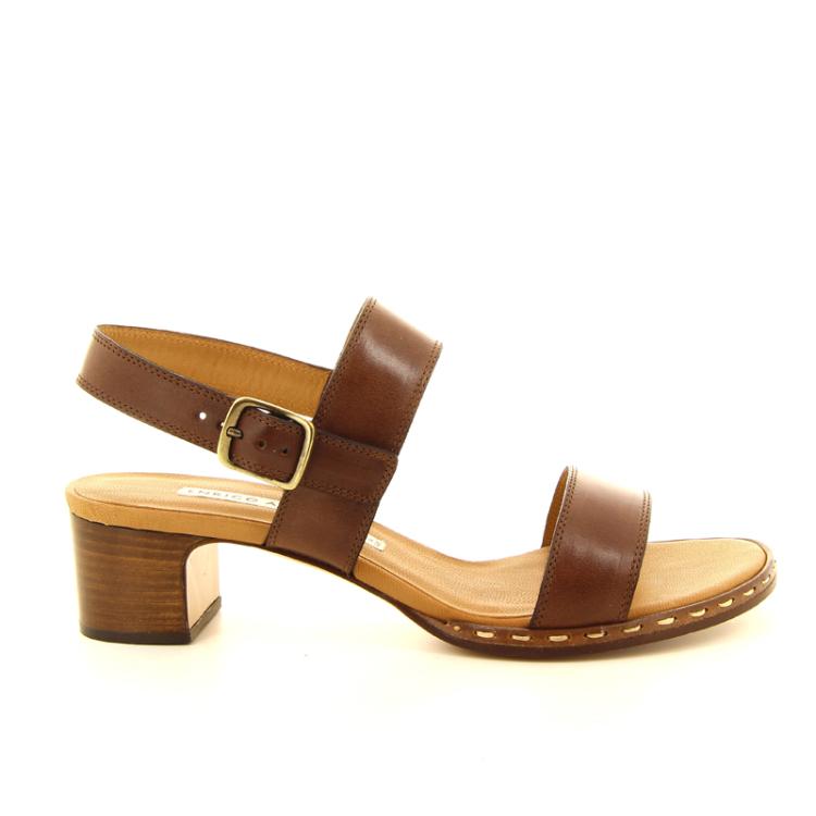 Antinori damesschoenen sandaal cognac 12422