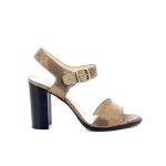 Antinori damesschoenen sandaal goud 171405