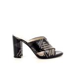 Antinori damesschoenen sandaal zwart 171423