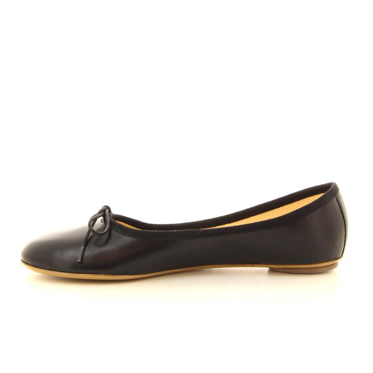 Antinori damesschoenen ballerina zwart 12406