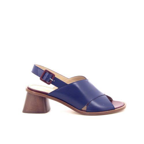 Antonio barbato koppelverkoop sandaal felblauw 171500