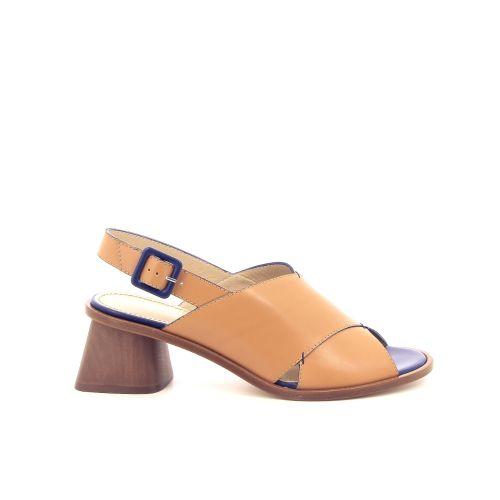 Antonio barbato solden sandaal felblauw 171500