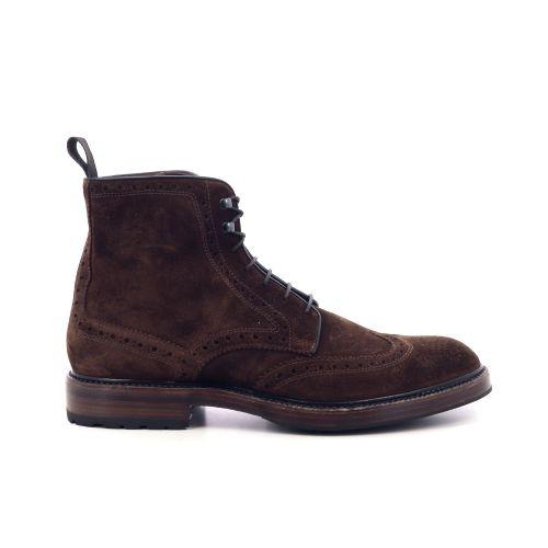 Antonio maurizi herenschoenen boots cognac 209997