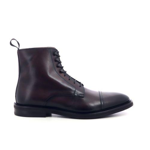 Antonio maurizi herenschoenen boots d.bruin 209995