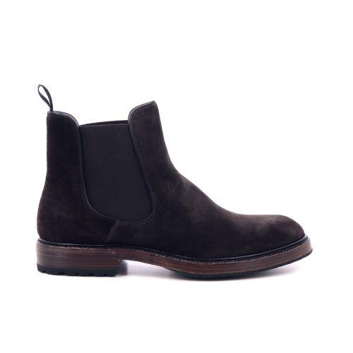 Antonio maurizi herenschoenen boots d.bruin 210000