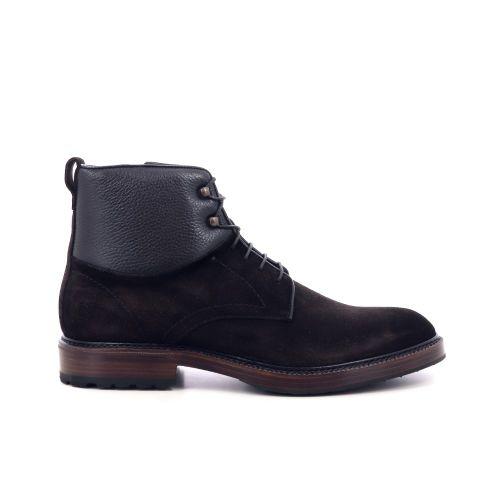 Antonio maurizi herenschoenen boots d.bruin 210001