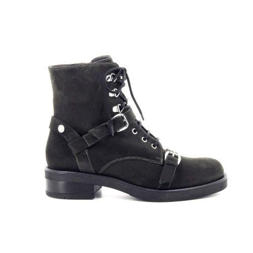 Anvers damesschoenen boots kaki 188322