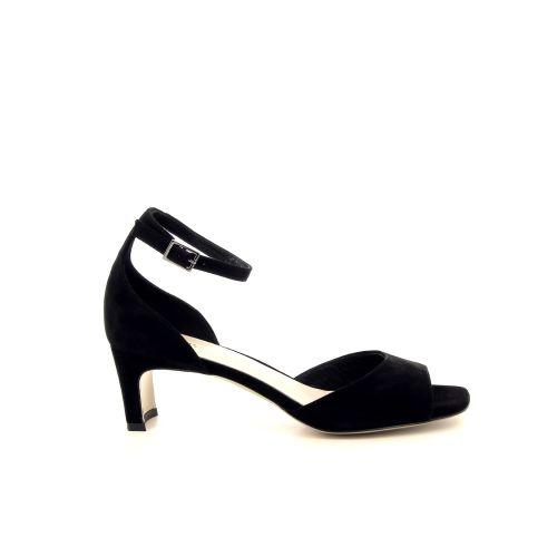 Anvers solden sandaal zwart 195306