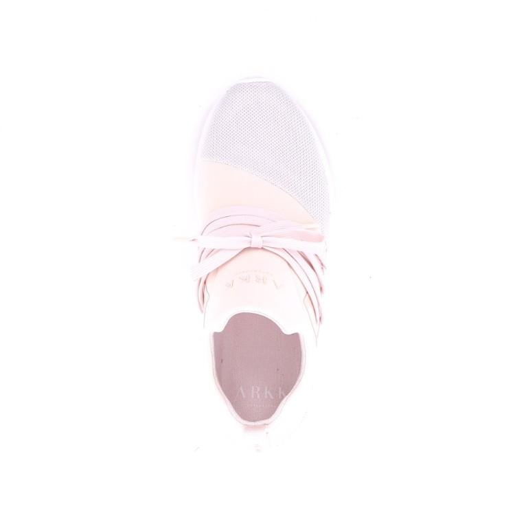 Arkk  damesschoenen sneaker poederrose 201696