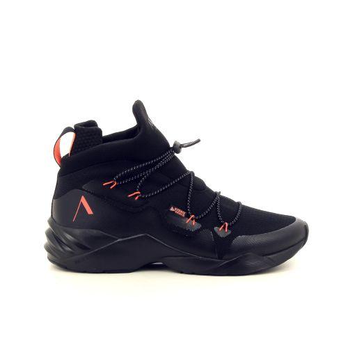Arkk  koppelverkoop sneaker zwart 187327