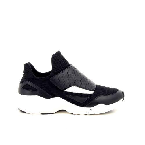 Arkk   sneaker zwart 187325