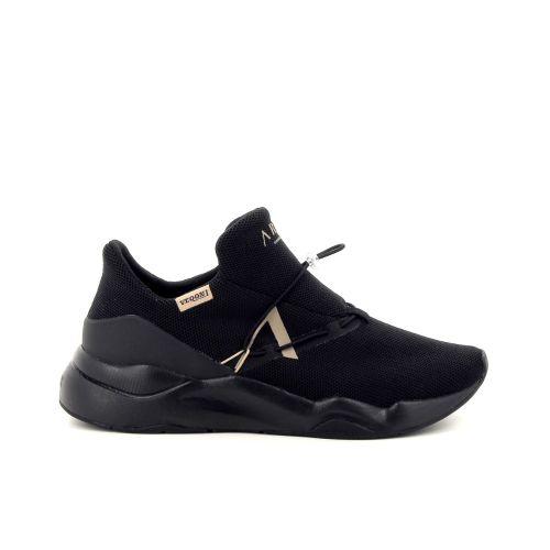 Arkk   sneaker zwart 190777