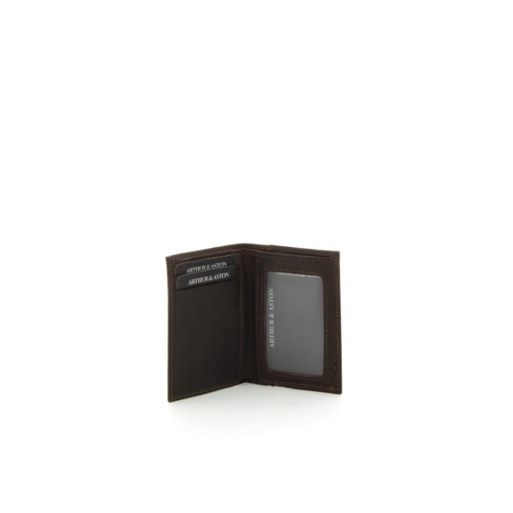 Arthur & aston accessoires portefeuille d.bruin 170599