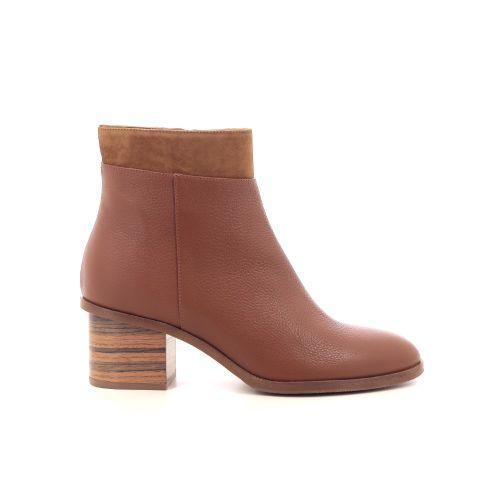 Atelier content damesschoenen boots cognac 218462