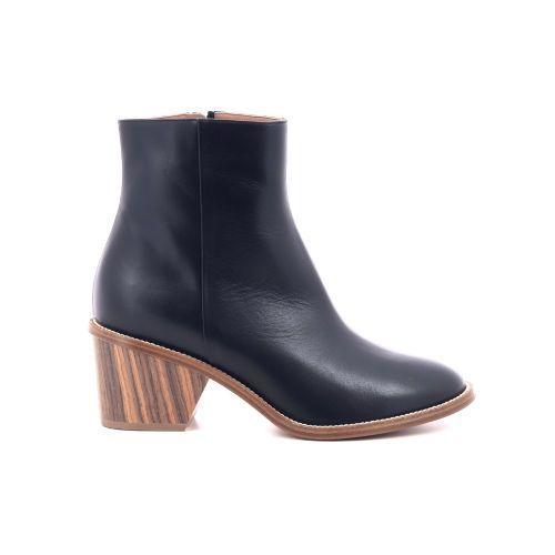 Atelier content damesschoenen boots cognac 218464