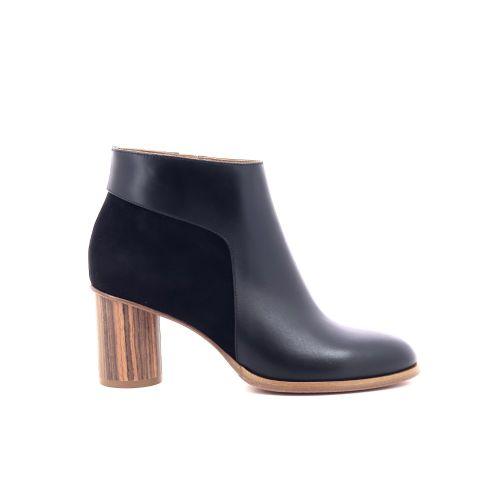 Atelier content damesschoenen boots cognac 218470