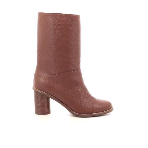 Atelier content damesschoenen boots cognac 218473