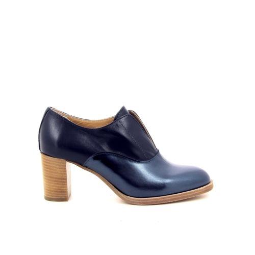 Atelier content damesschoenen mocassin donkerblauw 172883