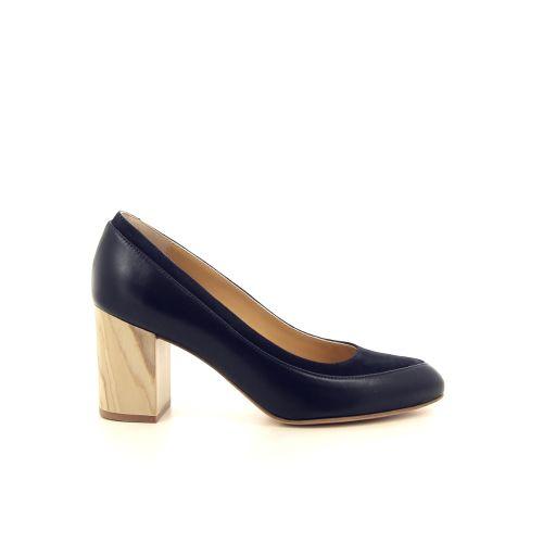 Atelier content damesschoenen pump donkerblauw 193218