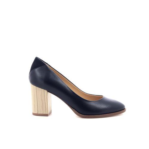 Atelier content damesschoenen pump donkerblauw 204001