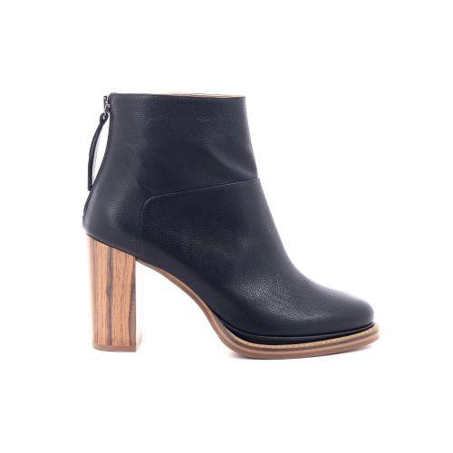 Atelier content damesschoenen boots donkergroen 211102