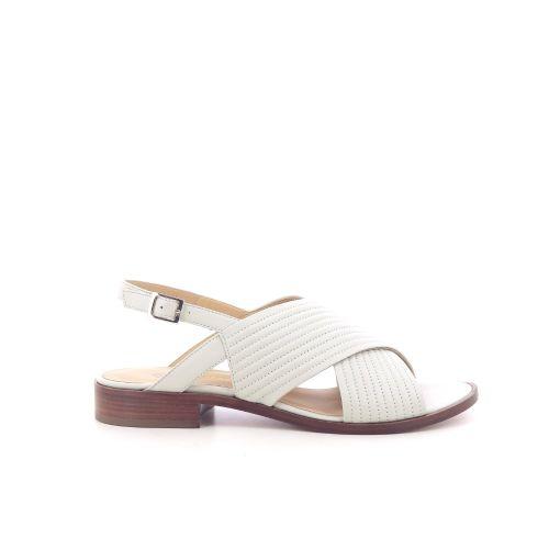 Atelier content damesschoenen sandaal ecru 212976
