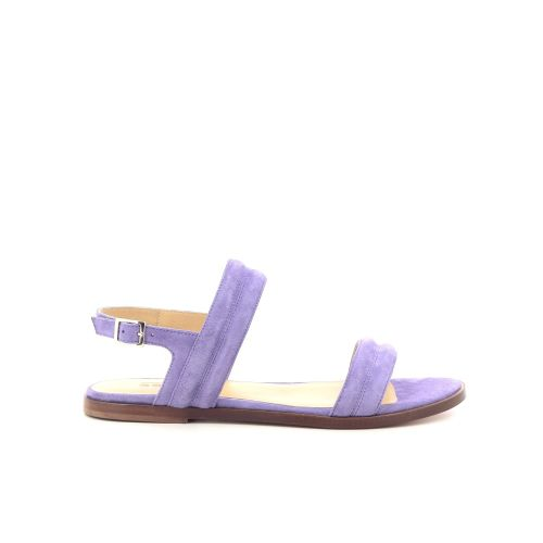 Atelier content damesschoenen sandaal lila 212969
