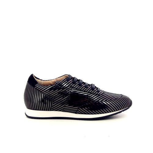 Atelier content damesschoenen sneaker zwart 190193