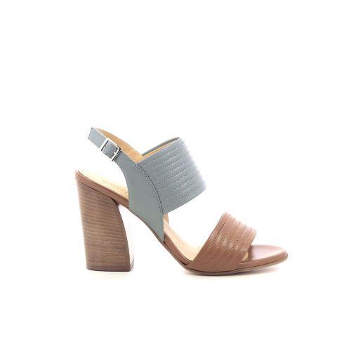 Atelier content damesschoenen sandaal zwart 203998
