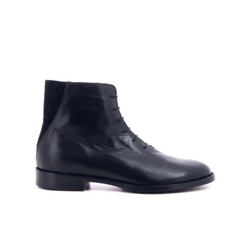 Atelier content damesschoenen boots zwart 211080