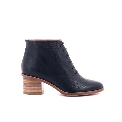 Atelier content damesschoenen boots zwart 211085