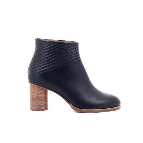 Atelier content damesschoenen boots zwart 211092