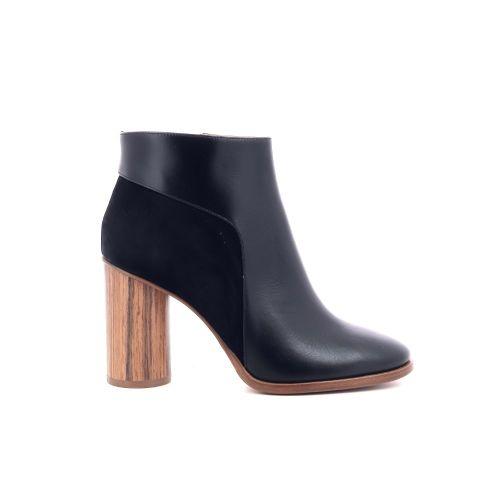 Atelier content damesschoenen boots zwart 211097