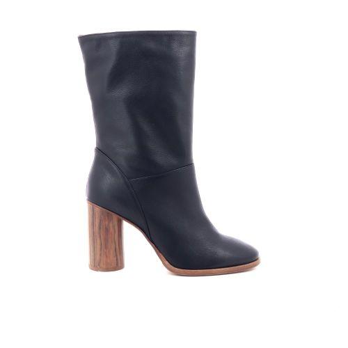Atelier content damesschoenen boots zwart 211099